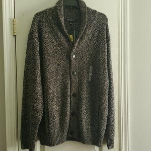 Roundtree & Yorke sweater.